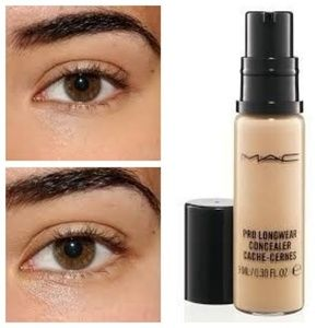 Mac pro long wear concealer NW15